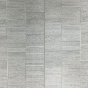 Multi Grey Small Tile Effect Bathroom Cladding