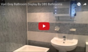 Inari Grey Bathroom Display
