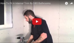How to fit an internal trim
