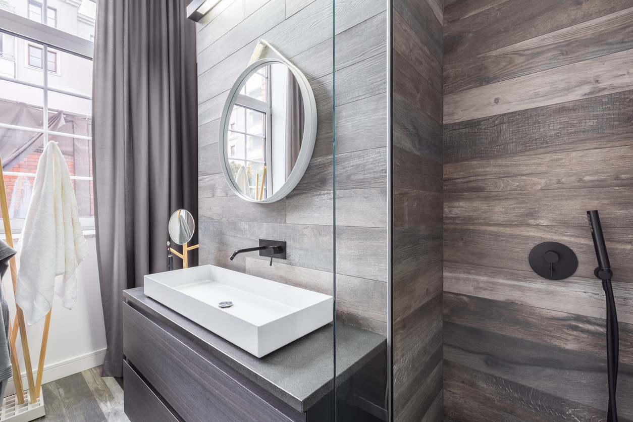 Three practical uses for wetwall in your home dbs - Shower wall material ideas ...