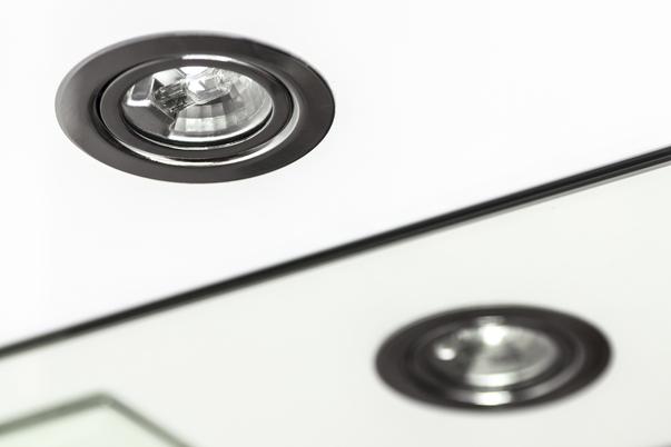 Ceiling halogen lamp