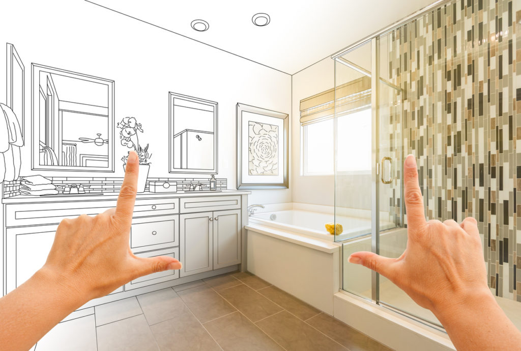 bathroom planning